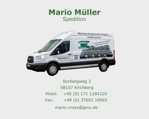 Mario Müller Spedition