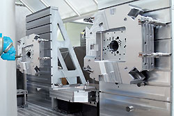CNC milling / drilling (traveling column horizontal machines)
